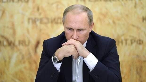 Россия скорбит: Путин выразил соболезнования Ирану в связи с авиакатастрофой