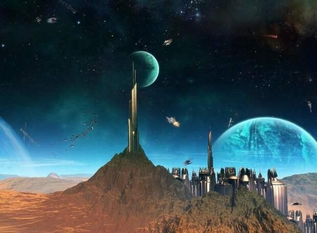 Космопланетарное будущее человечества и опасность внеземных цивилизаций