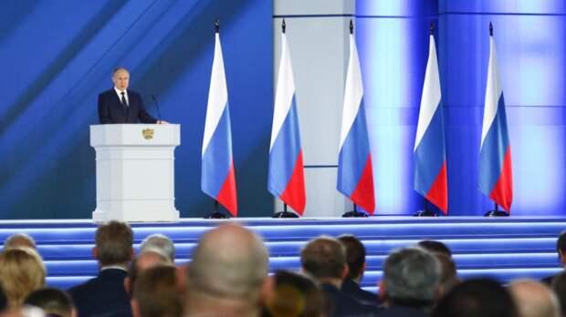 Михаил Щапов: Президент РФ обозначил ряд важных социальных инициатив и мер поддержки