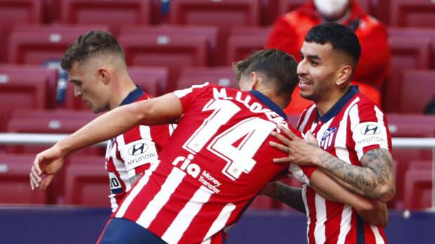 Источник: «Атлетико» не покинет Суперлигу