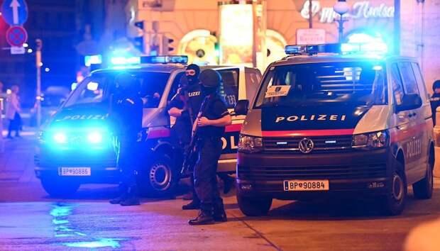 Австрийская полиция произвела новые аресты в связи с терактом в Вене