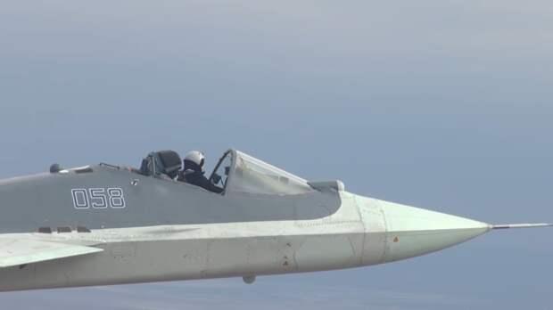 Эксперты The National Interest раскрыли важное преимущество Су-57 перед F-35
