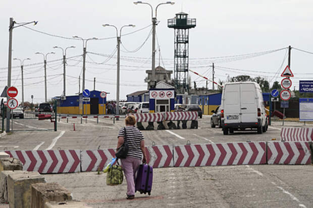 Украина потребовала от России выплатить репарации за Крым.