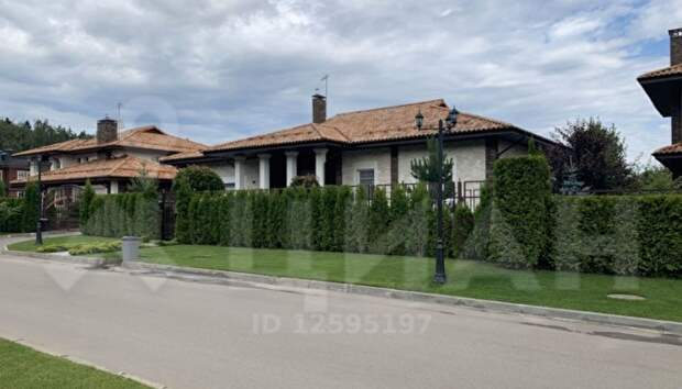 Дом Александра Бородина