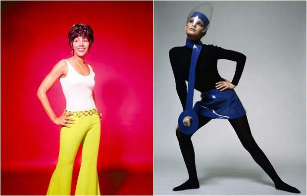 Худшие модные тренды из 1960-х.