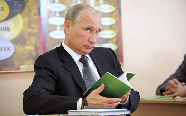 Главный недостаток преемника Путина? Его используют втёмную