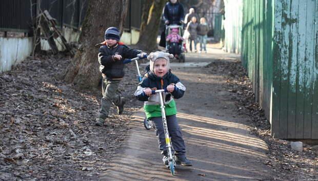 Небольшие осадки и до плюс 7 градусов ожидается в Подольске в пятницу