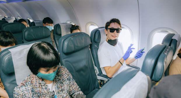 IATA выступила против социального дистанцирования в самолетах