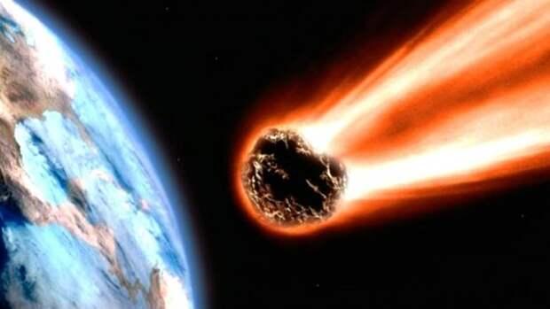 В Воронеже рухнул метеорит (ВИДЕО)