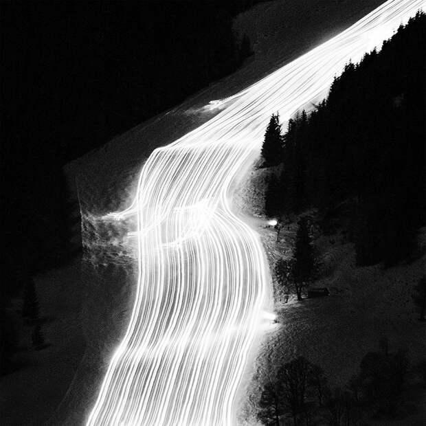 30 магических снимков победителей международного конкурса черно-белой фотографии