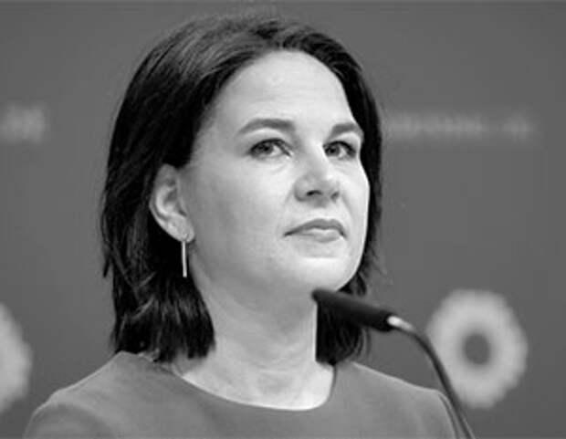 Анналена Бербок является худшим кандидатом с точки зрения интересов России и российско-германского сотрудничества в целом