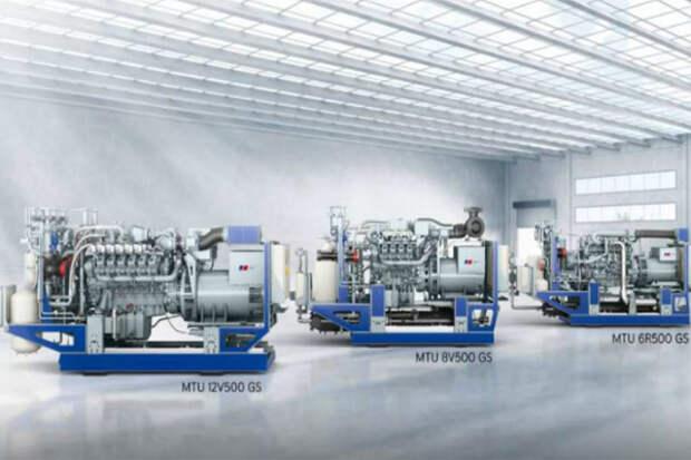 Двигатели MTU Series 500 Rolls-Royce