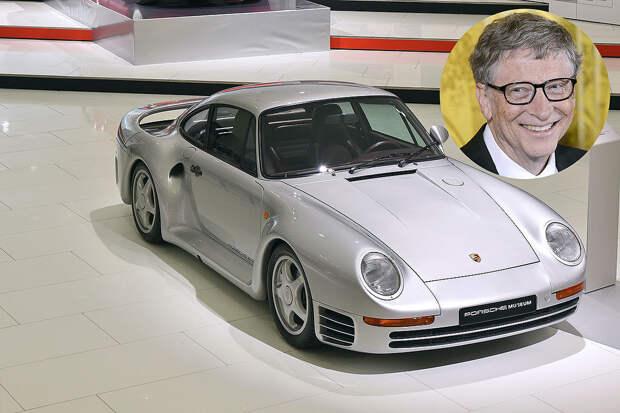 На чём ездят миллиардеры из Forbes? Странный выбор автомобилей
