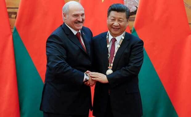 Лукашенко: Между Белоруссией иКитаем «железное братство»
