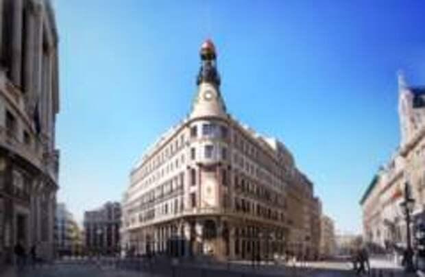 Four Seasons Hotel Madrid принимает первые бронирования