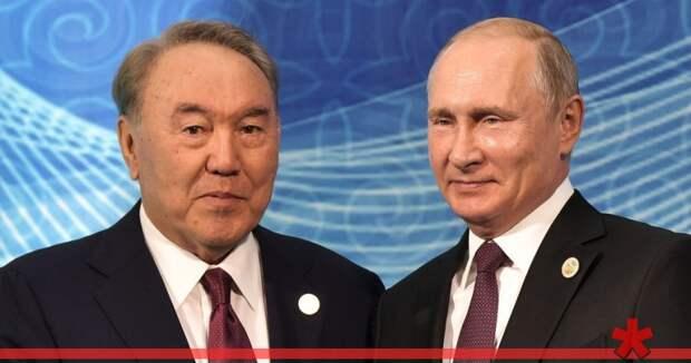 Bloomberg: Путин может остаться у власти по казахскому варианту