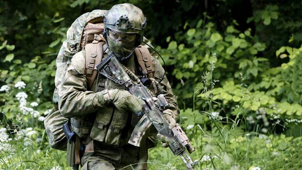 Российские бойцы ССО захватили в плен целый отряд американских морпехов