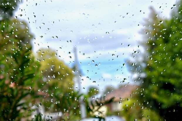 Кратковременные дожди пройдут в Удмуртии во вторник