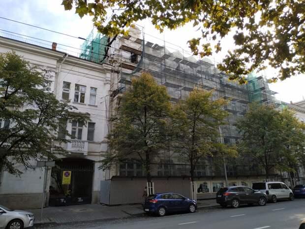Злостный подрядчик работ в музее Крошицкого оштрафован на 200 тысяч