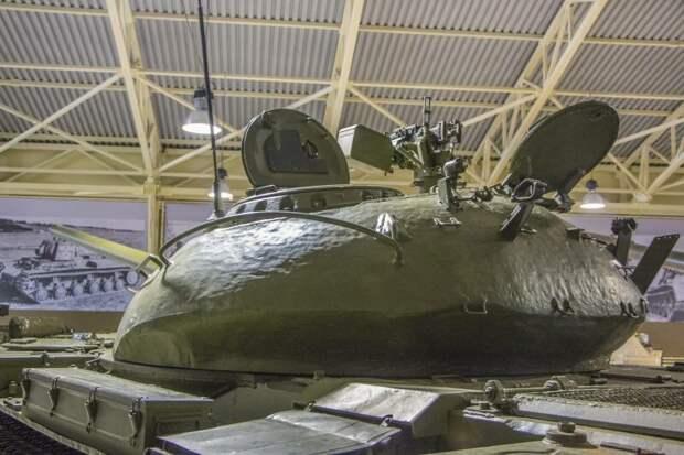 Рассказы об оружии. Танк Т-54 снаружи и внутри Т-54, рассказы об оружии, страницы истории