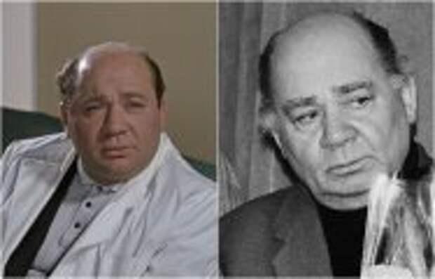 Фотография: Как изменились актеры, снявшиеся в комедии «Джентльмены удачи», через годы после съемок