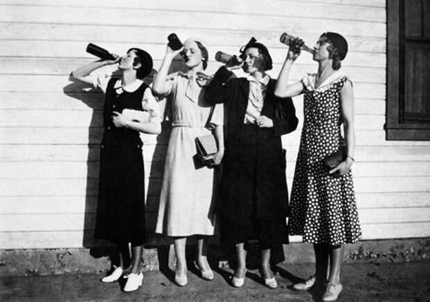 Археологи обнаружили кувшины, датируемые концом каменного века, что дает основание предполагать, что ферментированные напитки существовали как минимум уже в период неолита (около 10000 лет до н.э.).