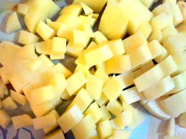 Фаршированные перцы + суп с фрикадельками и грибами. Два в одном.