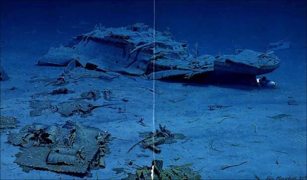 Сокровища затонувших кораблей, самые крупные находки