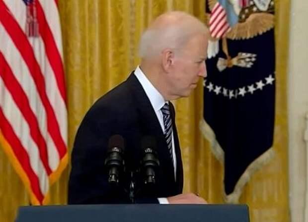 Появились признаки досрочного ухода Байдена с поста президента США