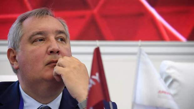Генеральный директор госкорпорации Роскосмос Дмитрий Рогозин - РИА Новости, 1920, 31.12.2020