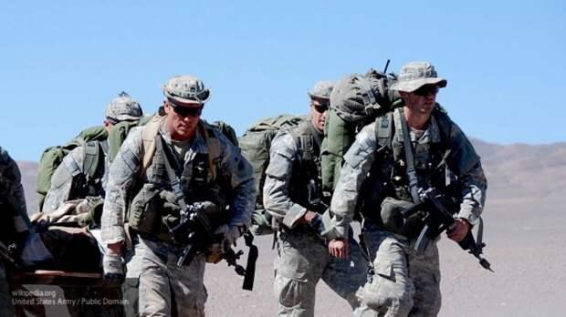 Военные США получили ранения при столкновении с патрулем РФ в Сирии