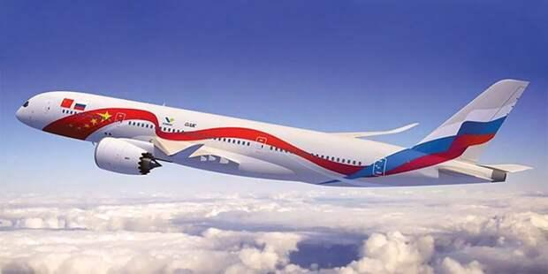 Первый полет российско-китайского CR929 запланировали на 2025 год