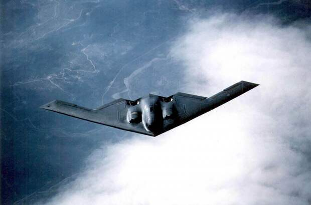 Самолёт B-2 Spirit. Фото: © Flickr/AereiMilitari.org