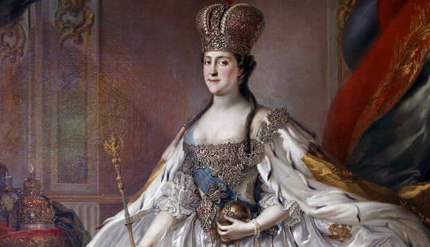 Кому и зачем было выгодно очернить русскую императрицу и превратить Екатерину Великую в «дьявола в юбке»