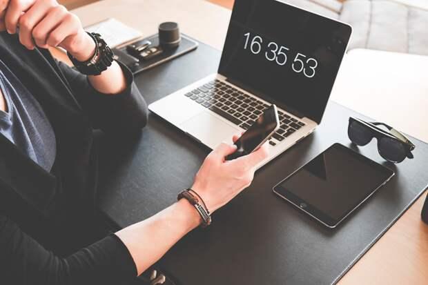 Специалисты 38+ предпочитают не задерживаться на работе