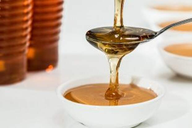 Натуральный мед среди зимы - большая редкость. Фото: pixabay.com