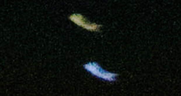 Флот инопланетян собирается над Землей?