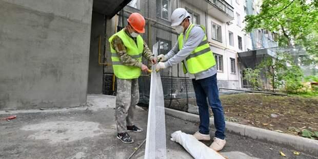 Дом с трещиной на Беломорской не опасен для пешеходов — управа