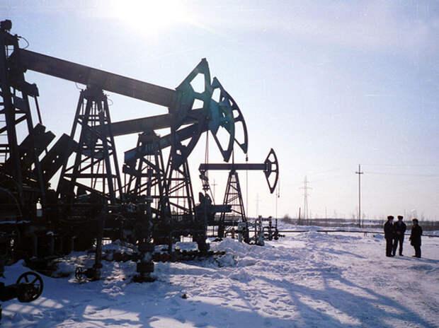 Нефть побила антирекорды девяностых