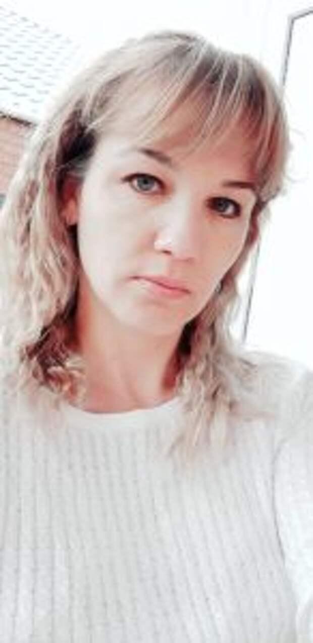Анастасия Андрюкова. Фото из личного архива