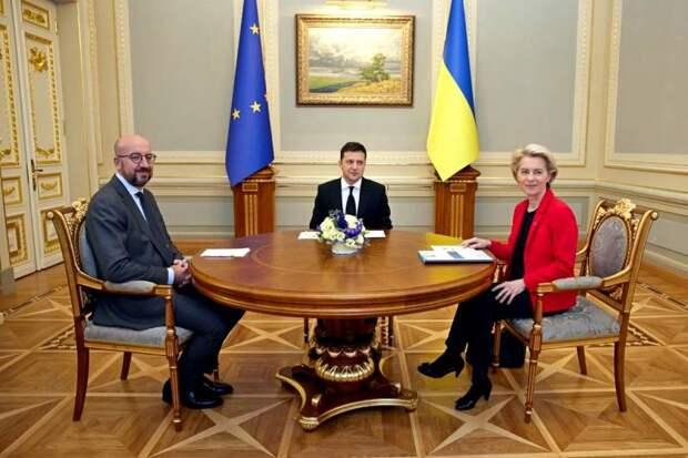 Саммит Украина – ЕС: к «безвизу» добавят «безгаз» и «безлес»