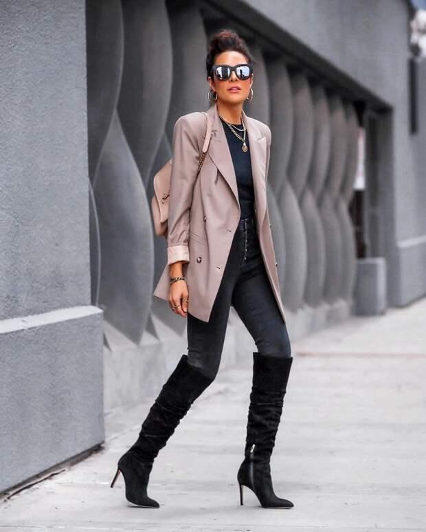 Самые красивые и модные образы весна 2021-2022 –  идеи и новинки одежды