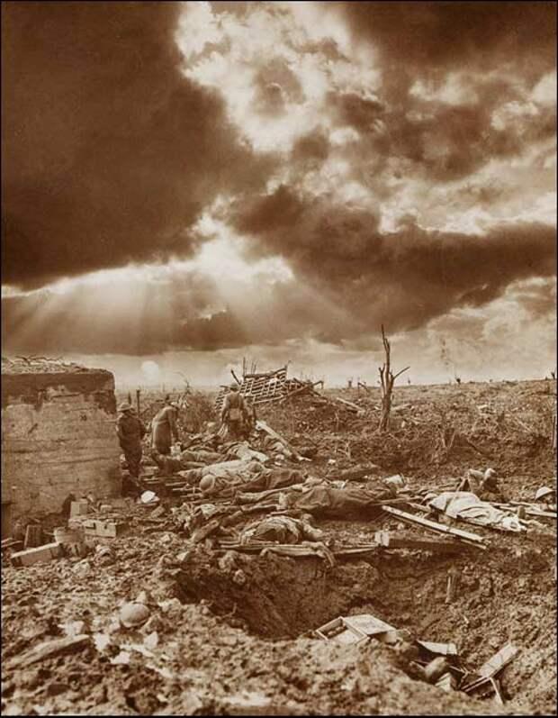Первая мировая война как война нового типа