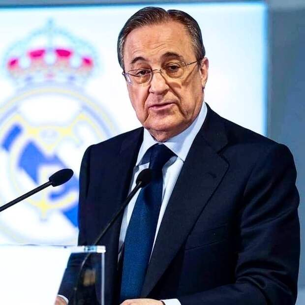 Перес уверен впроекте европейской Суперлиги