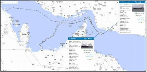 Япония на страже судоходства в Индийском океане