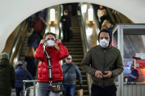 В России выявили 24 581 новый случай коронавируса