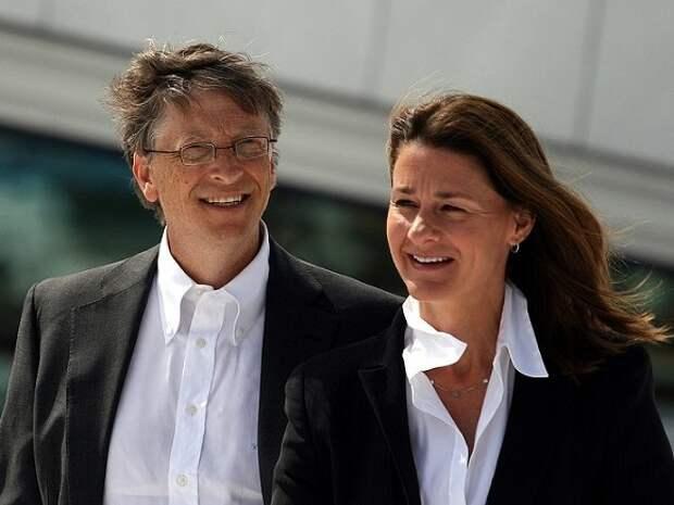 «Видимо Гейтс её Билл»: в соцсетях знают, почему распался брак одного из богатейших людей планеты