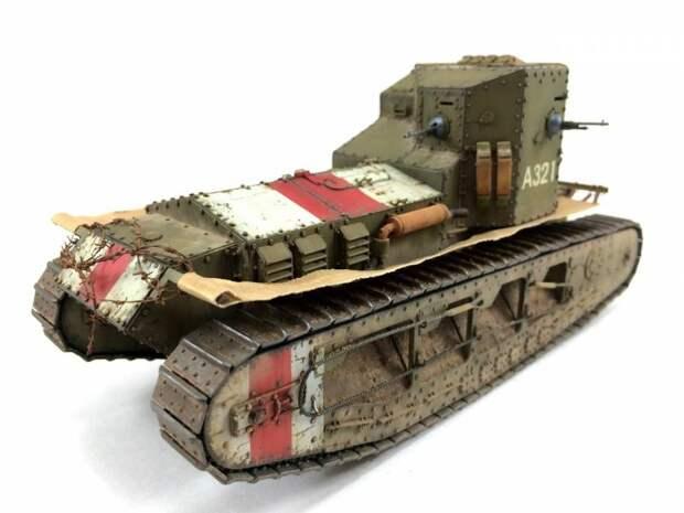 Скорость и напор: первые скоростные танки в бою