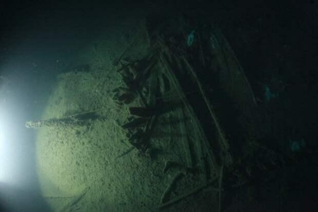 У берегов Балаклавы найдено римское судно (УНИКАЛЬНЫЕ ПОДВОДНЫЕ ФОТО)