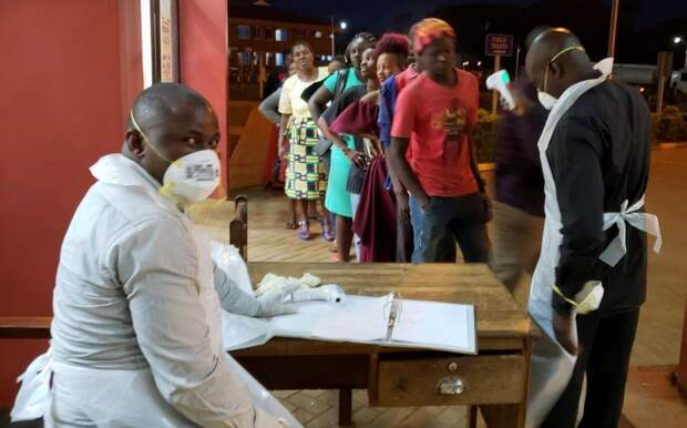 Уганда стала одной из последних стран, до которых добрался коронавирус  COVID-19. - Администрация Санкт-Петербурга